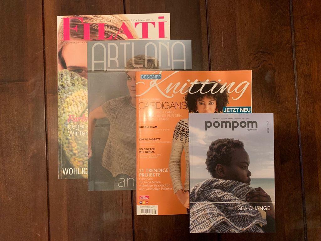Strickmagazine