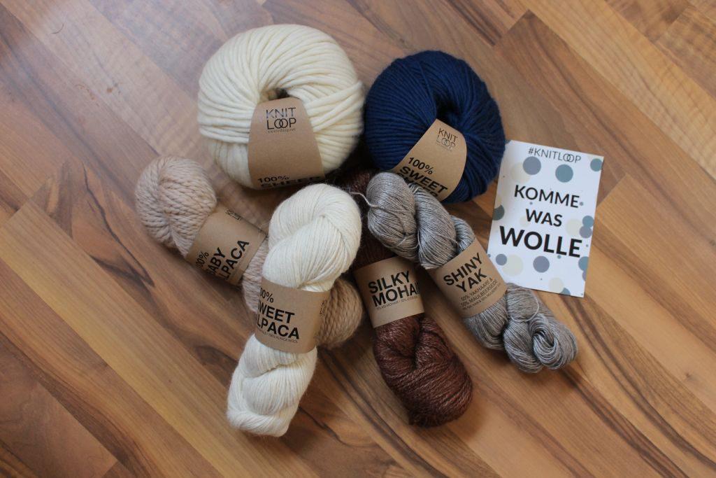 Wollbox von Knitloop