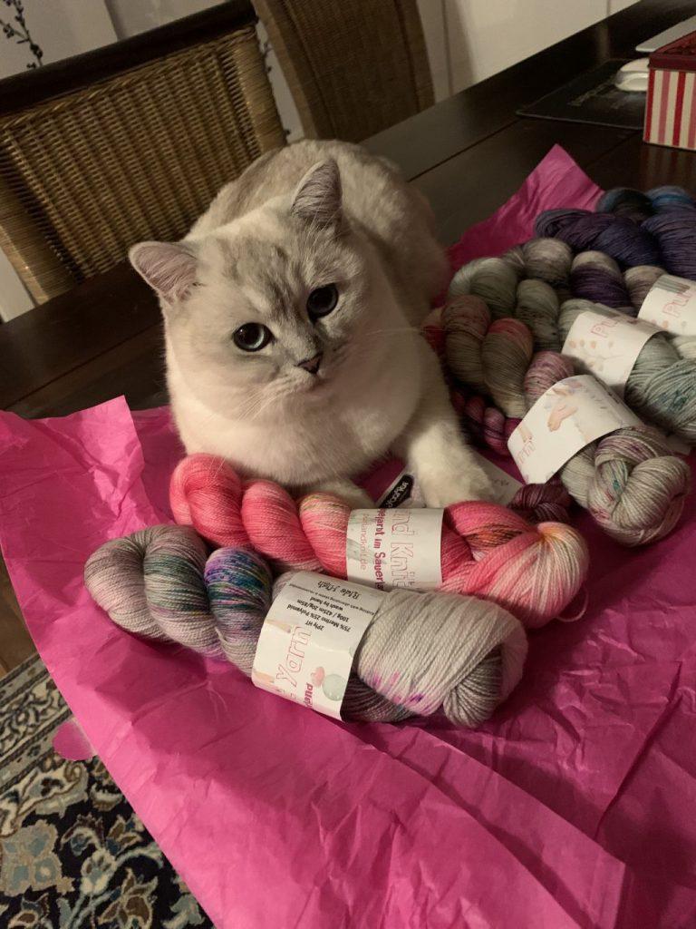 Novembermaschen: Purl and Knit